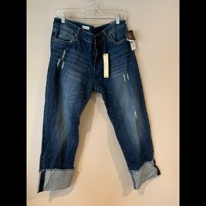 Kiut From the Kloth Cameron Straight Leg Jeans